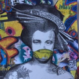 Untitled #2 Gaysha. #CSN16016 https://www.dirtylittledrawings.com/products/csn16016-untitled-2-gaysha